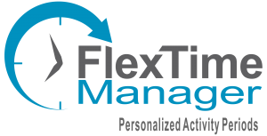 FlexTime Manager for Personalized Activity Periods
