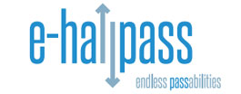 e-hallpass with tag
