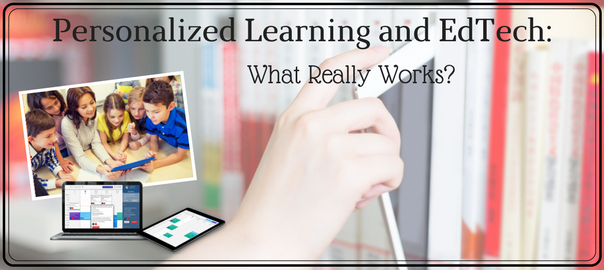 personalized learning edtech