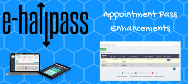 appointment pass