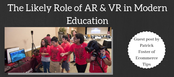 AR VR Education