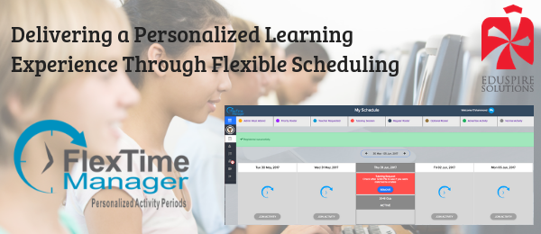 flexible scheduling personalized learning