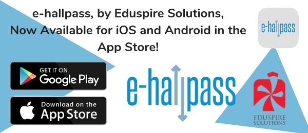 EHP e-hallpass app store iOS