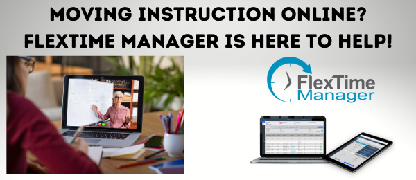 FlexTime Manager Online Instruction